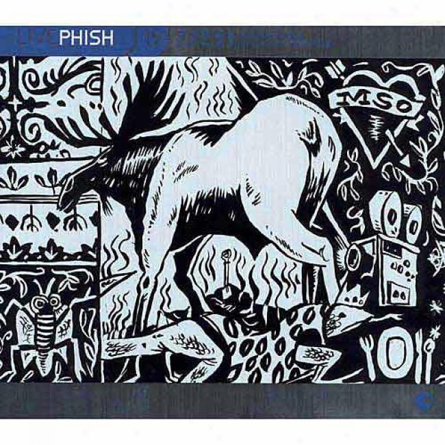 Lige Phish, Vol.19: (7/12/91) Colonial Theatre - Keene, Nh (2cd) (cd Slipcase)