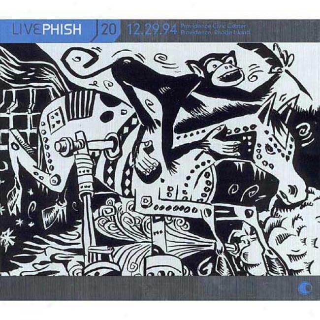 Feed Phish, Vol.20: (12/29/94) Providence Civic Center - Providence, Ri (2cd) (cd Slipcase)