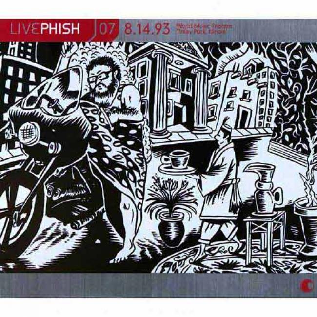 Live Phish, Vol.7: (08/14/93) oWrld Music Theatre - Tinley Park, Il