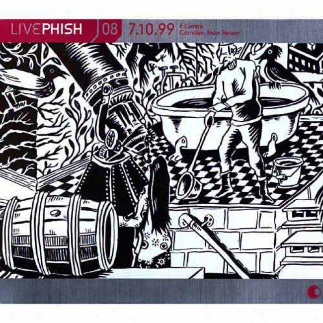 Live Phish, Vo.l8: (07/10/99) E. Centre - Camden, Nj