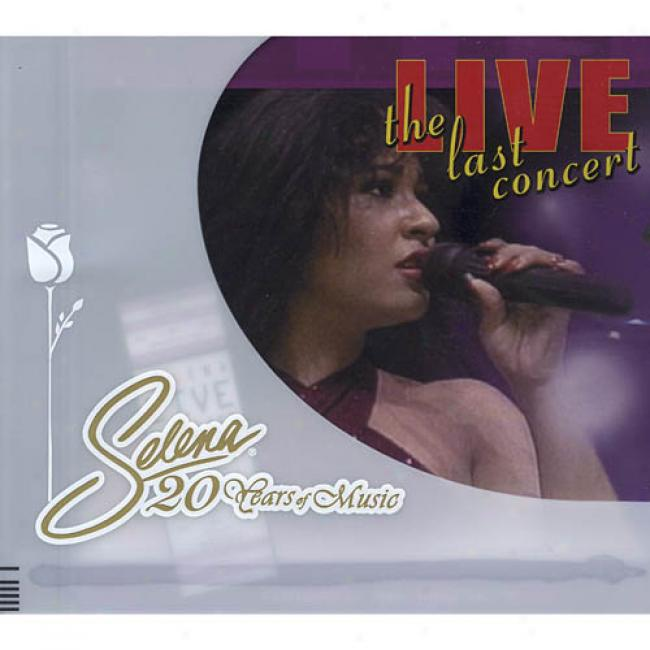 Live: The Last Concert (limited Edition) (cd Slipcase)