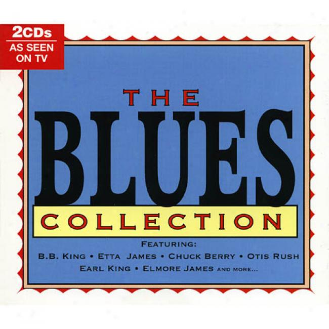 Living The Blues Collection (2cd) (cd Slipcase)