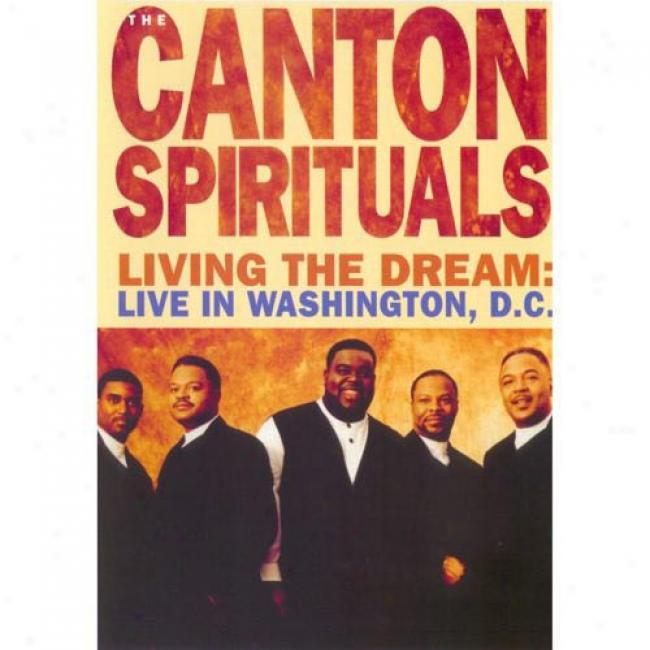 Living The Dream: Live In Washington D.c. (music Dvd) (amaray Case)