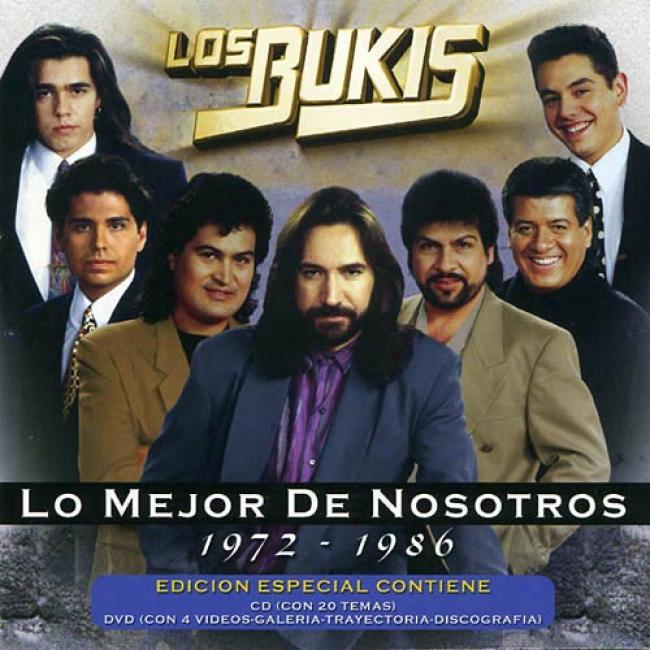 Lo Mejor De Nosotros 1972-1986 (special Edition) (includes Dvd)