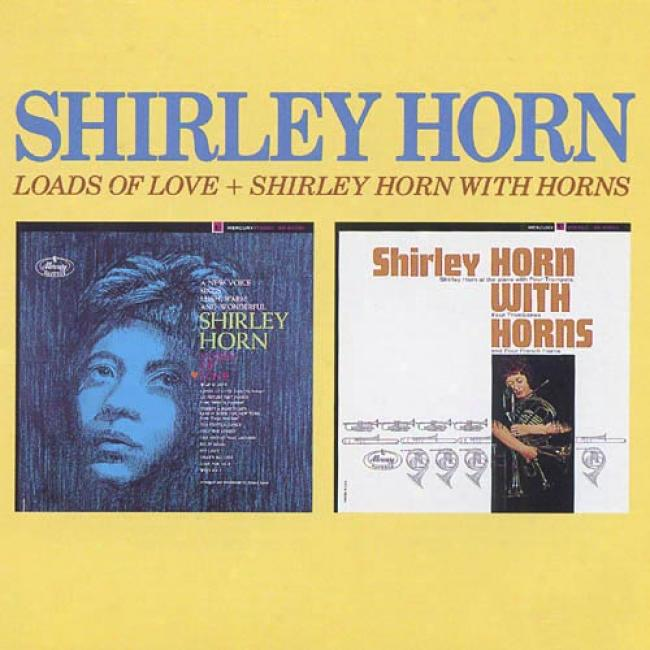 Loads Of Love/shirley Horn With Horns (remaster)