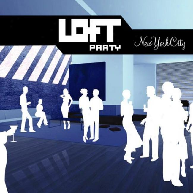 Loft Party: New York City (2cd) (digi-pak) (cd Slipcase)