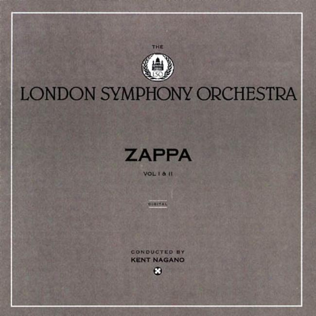 London Symphony Orchestra, Vols.1 & 2 (remaster)