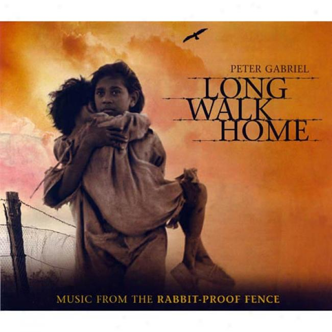 Long Walk Home: The Rabbit-proof Fence Soundtrack