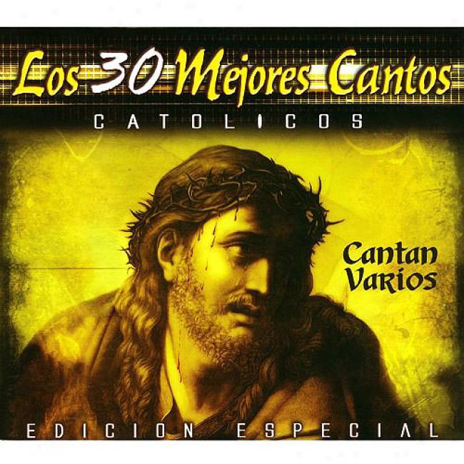 Los 30 Mejores Cantos (special Edition) (3 Disc Box Set)