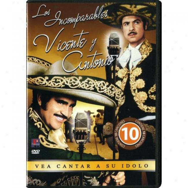 Los Incomparables (music Dvd) (amaray Case) (remaster)