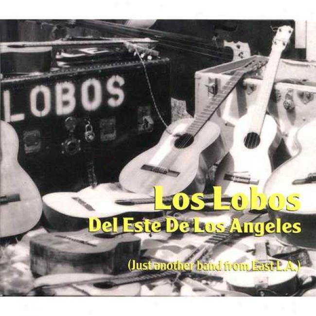 Los Lobos Del Este De Los Angeles (cd Slipcase)