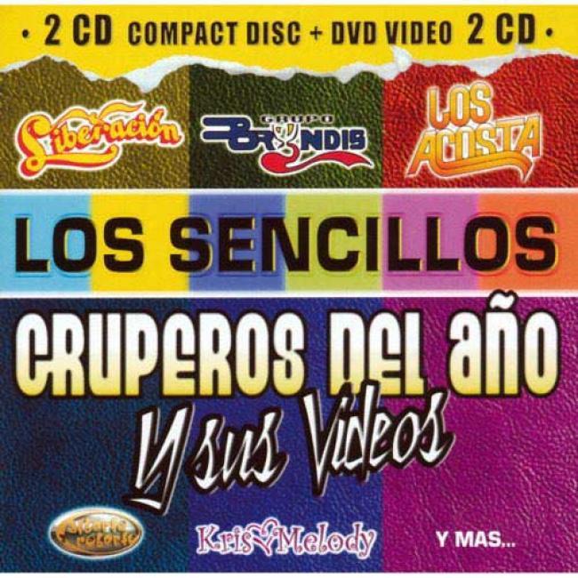 Lpd Sencillos Gruperas Del Ajo Y Sus Videoe i(ncludes Dvd)