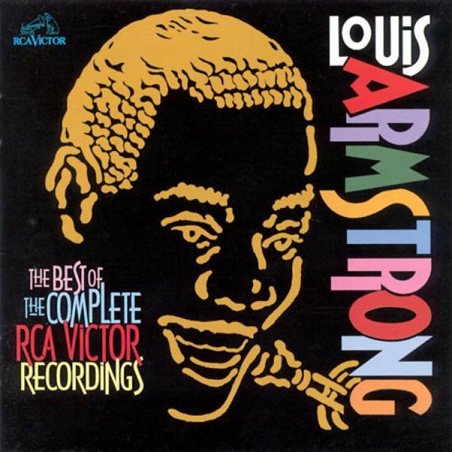 Louis Armstrong: The Complete Rca Victor Recordings