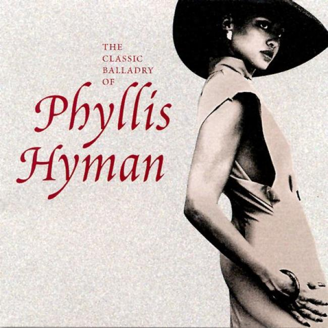Loving You, Losing You: The Classiic Balladry Of Phyllis Hyman (remaster)