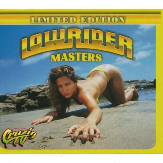 Lowrider Masters (limited Edirion) (5 Disc Box Set)