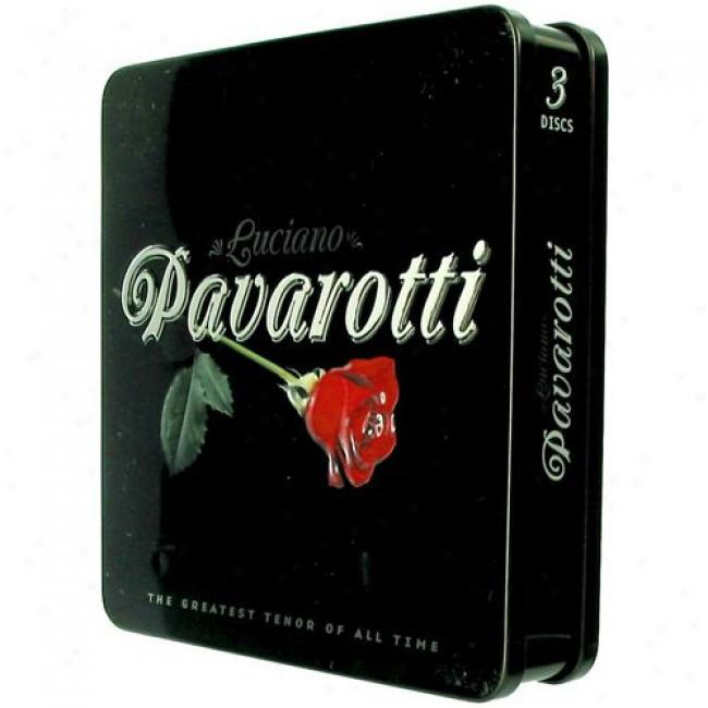 Luciano Pavarotti (2 Disc Box Set) (includes Dvd)