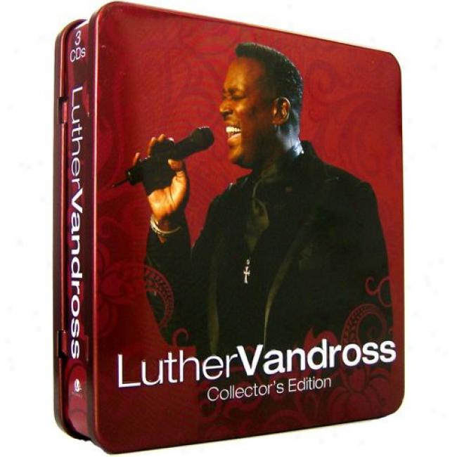 Luther Vandross (collector's Edition) (3 Disc Box Set)