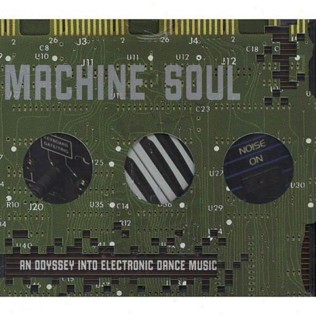 Tool Life: An Odyssey Into Electronic Dance Music (2cr) (cd Slipcase) (remaster)