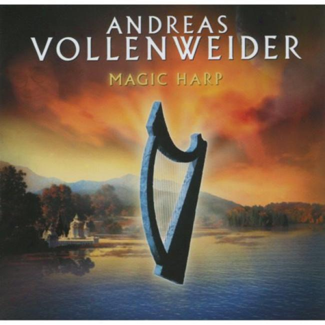Magic Harp: The Very Best Of Andreas Vollenweider (includes Dvd)
