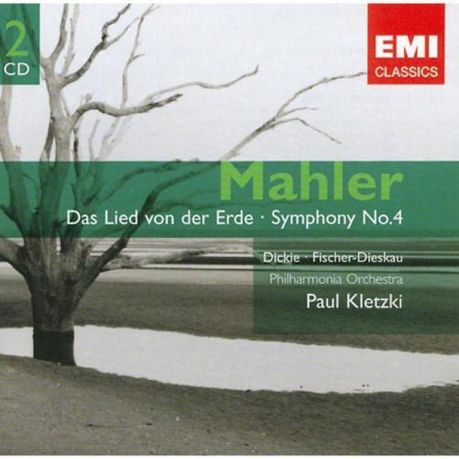 Mahler: Das Lied Von Der Erde/symphony No.4, Etc. (2cd)