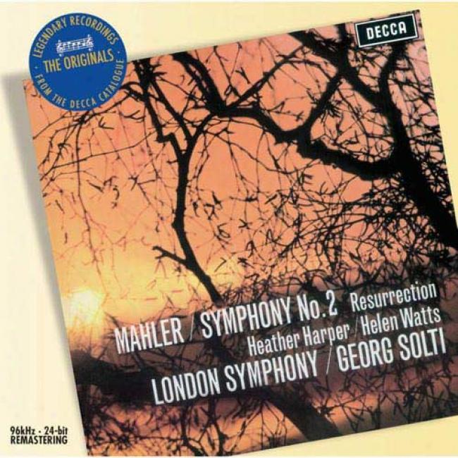 Mahler: Symphony No.2 In C Minor