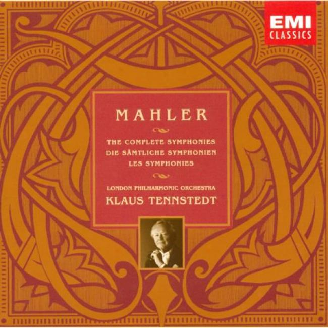 Mahler: The Complete Symphonies (11 Disc Box Set) (remaster)