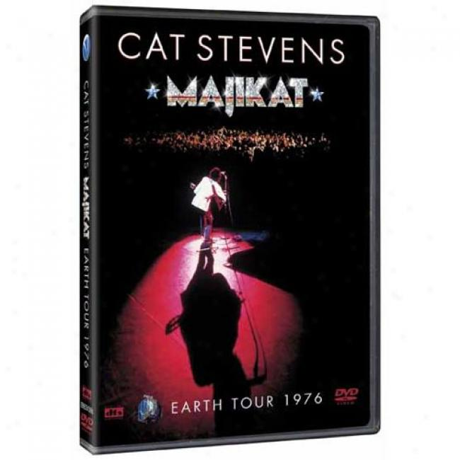 Majikzt: World Tour 1976 (special Edition) (music Dvd/cd)