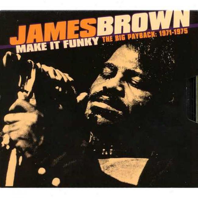 Make It Funky: The Big Payback 1971-1975 (2cd) (cd Slipcase)