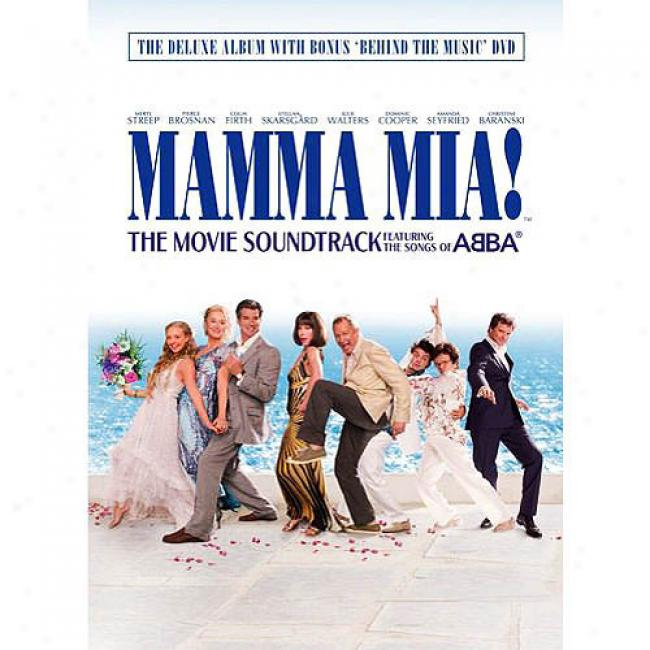 Mamma Mia! Soundtrack (limited Edition) (includes Dvd)