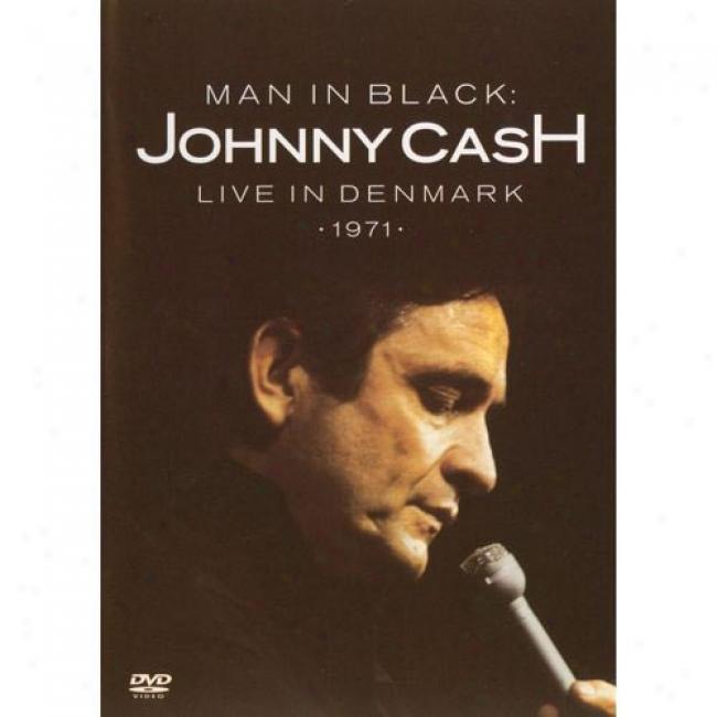 Man In Murky: Live In Denmark 1971 (music Dvd) (amaray Case)
