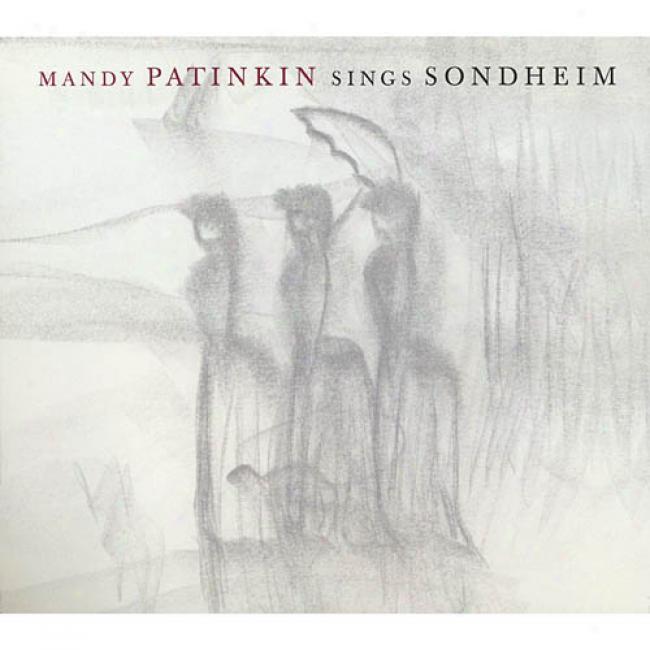 Mandy Patinkin Sings Sondheim (2cd) (cd Slipcase)