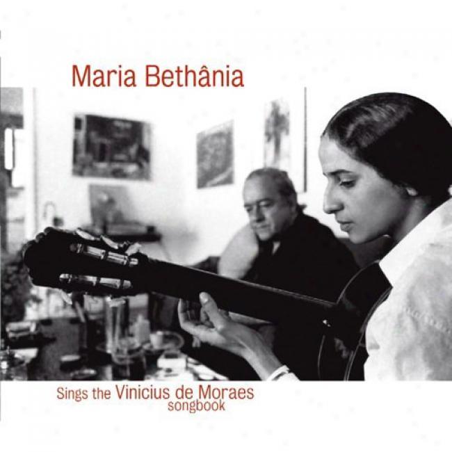 Maria Bethania Sings The Vinicius De Moraes Songbook (digi-pak)