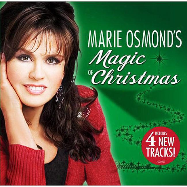 Marie Osmond's Magic Of Christmae (with 4 Exclusive Tracks)