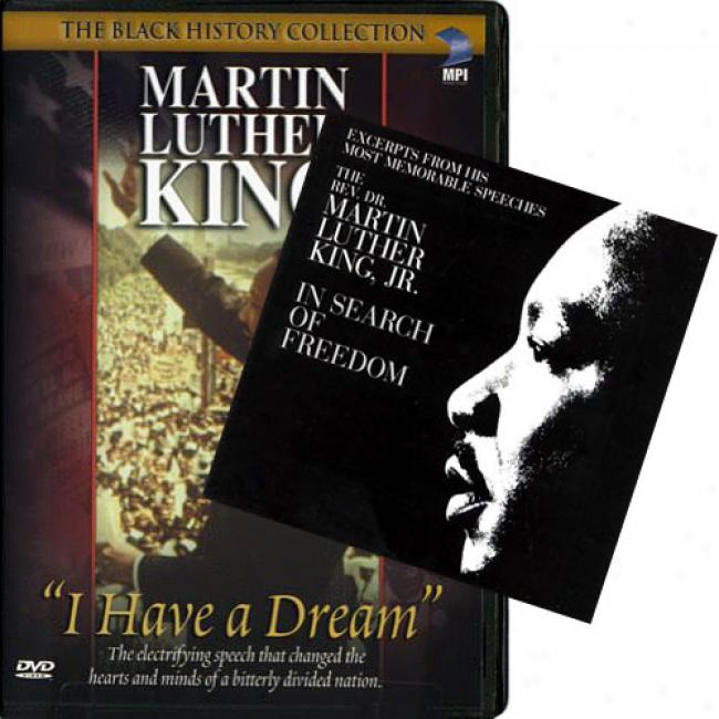 Martin Luther King (dvd And Cd)