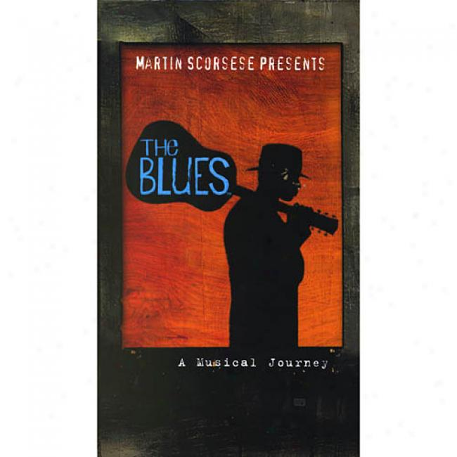 Martin Scorsese Presents The Blues: A Melodious Journey (box Set)