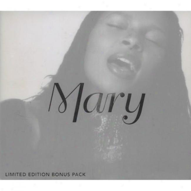 Mary (limited Edition) (invludes Dvd) (digi-pak) (cd Slipcase)