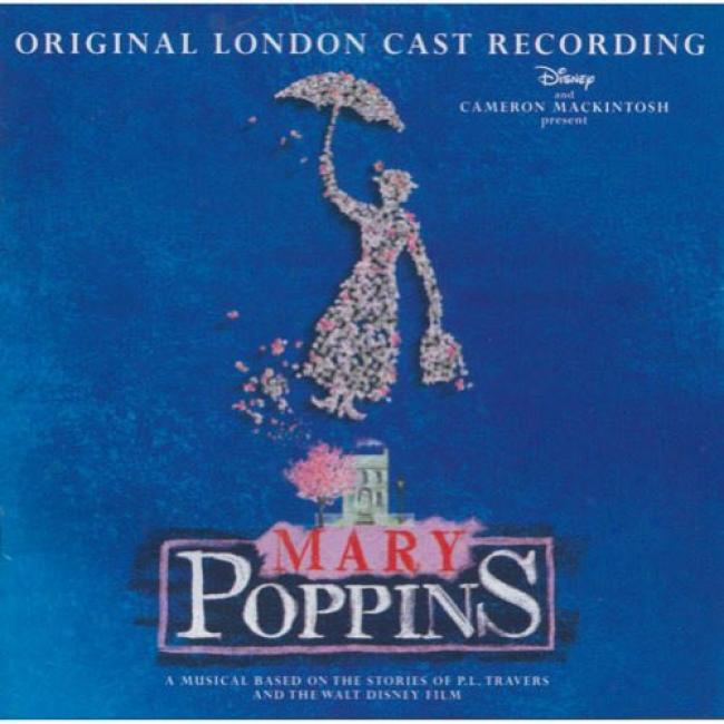Mary Poppins Original London Cast Recording Soundtrack
