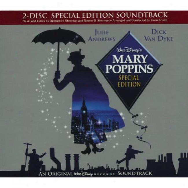 Mary Poppins Soundtrack (apecial Edition) (2cd) (digi-pak)