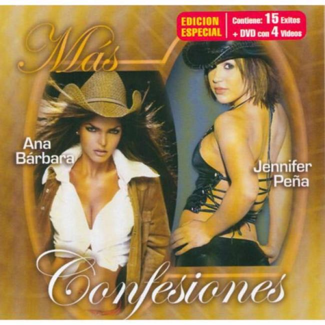 Mas Confesiones (special Edition) (includes Dvd)