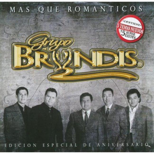 Mas Que Romanticos (Particular Anniversary Edirion)