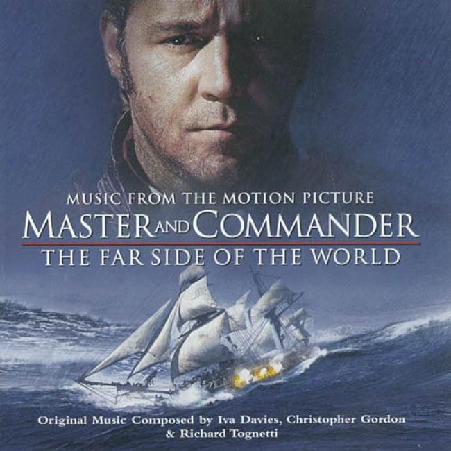 Master And Commander: The Far Side Of The World Soundtrack