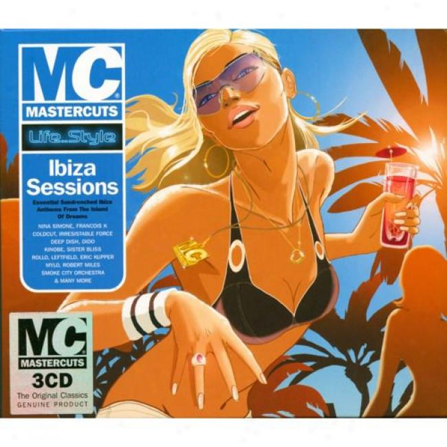 Mastercuts: Life... Style - Ibiza Sessions (3 Disc Box Predetermined)