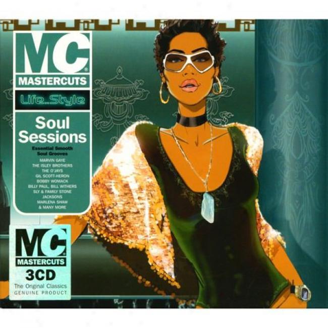 Mastercuts: Life... Style - Soul Sessions (3 Disc Bl Set)