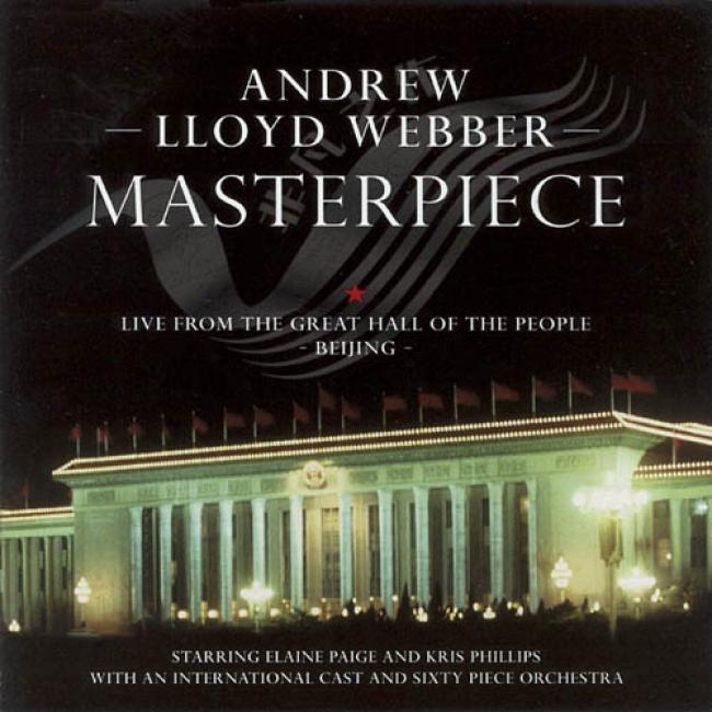 Masterpiece: Live From The Great Hall Of The People - Beijing (includes Dvd)