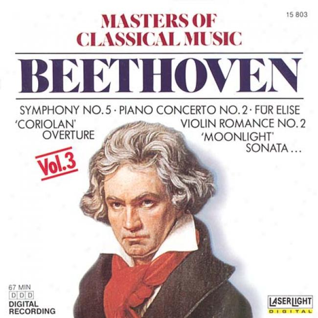 Masters Of Classical Music (beethoven - Voo.3)