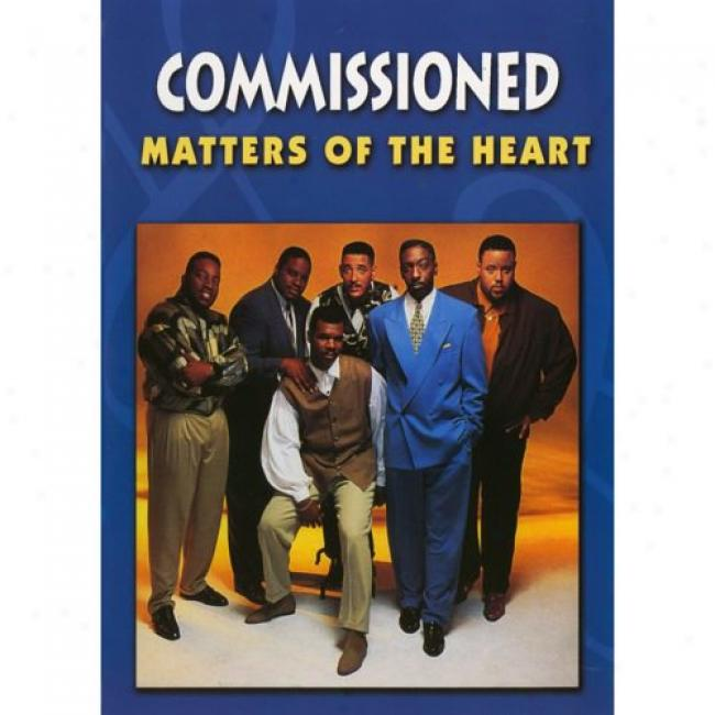 Matters Of The Heart (music Dvd) (amaray Case)