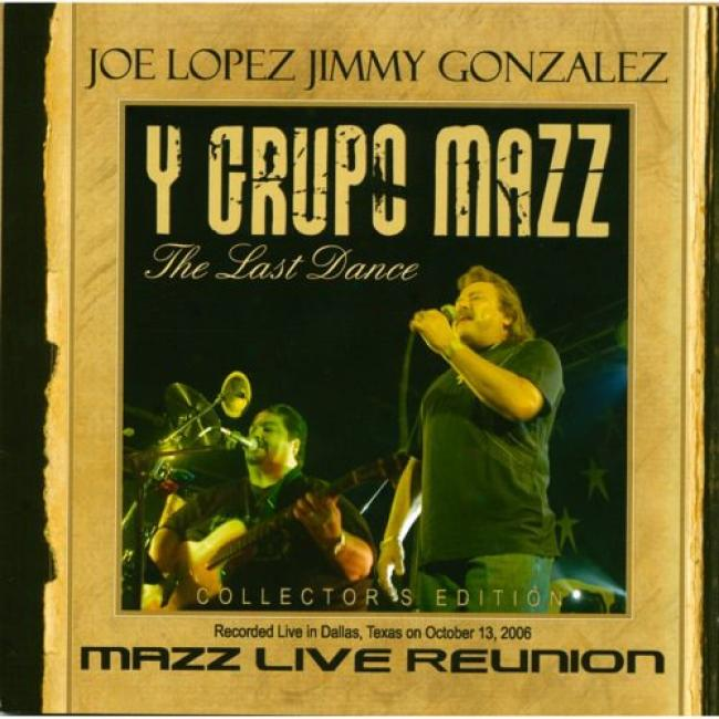 Mazz Live Reunion: The Last Dance (collecto5's Edition)