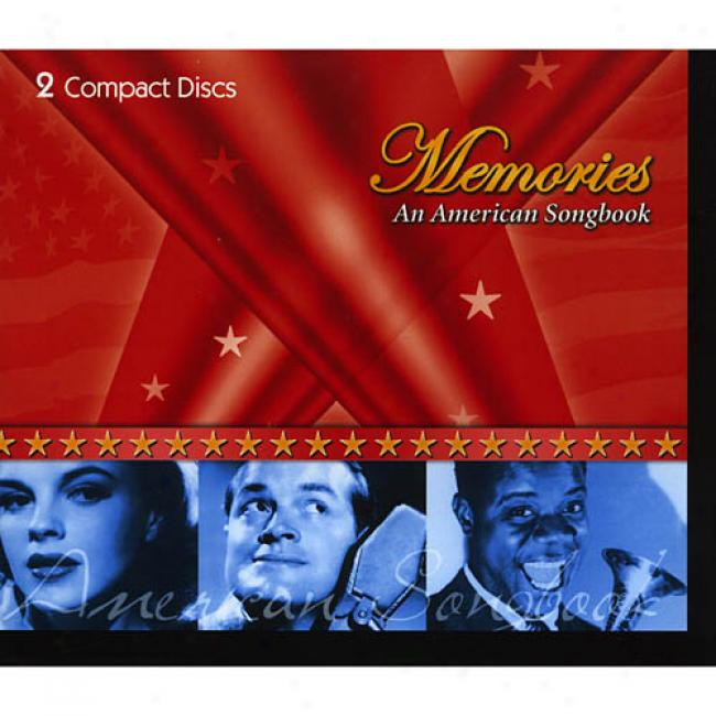 Memories: An American Songbook (2cd) (cd Slipcase)