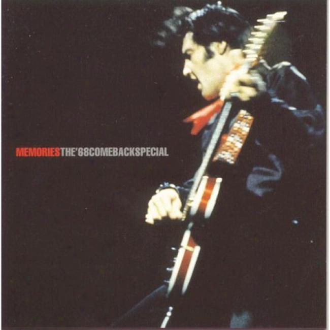 Memories: The '68 Comeback Special (2cd) (remaster)