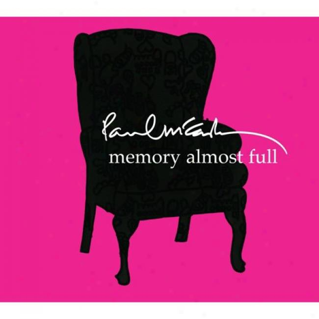 Memory Almost Full (deluxe Edition) (includes Dvd) (digi-pak)